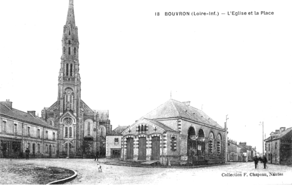 Bouvron ancienne photo
