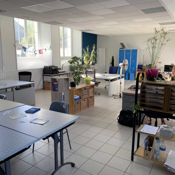 Open Space coworking Cow-B - Bouvron