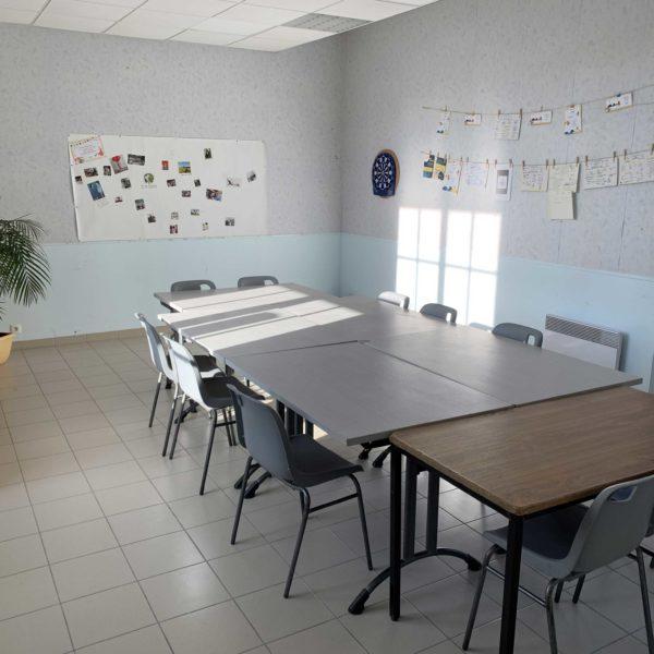 Salle de réunion coworking Cow-B