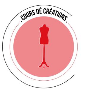 Logo Cours dé création - coworkeuse du Cow-B